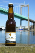 Beerbliotek Rye IPA Pacific Gem Centennial
