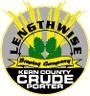 Lengthwise Kern County Crude Porter