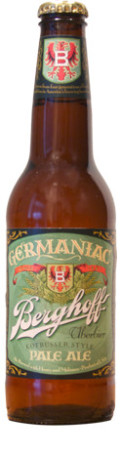 Berghoff Germaniac Pale Ale