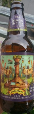 Sierra Nevada Beer Camp Imperial Red Ale (2013) - American Strong Ale