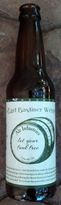 Ale Industries East Bayliner Weisse
