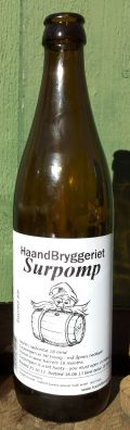 HaandBryggeriet Surpomp