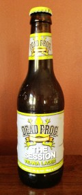 Dead Frog The Session Vienna Lager