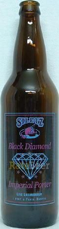 Siletz Black Diamond Imperial Porter