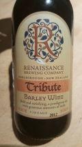 Renaissance Tribute Barley Wine (2012)