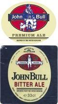 John Bull Premium Ale / Bitter Ale