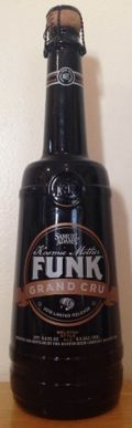 Samuel Adams Kosmic Mother Funk (KMF) Grand Cru - Sour Red/Brown