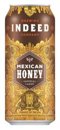 Indeed Derailed  #2 - Mexican Honey Imperial Lager
