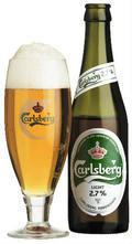 Carlsberg Light 2.7% - Low Alcohol