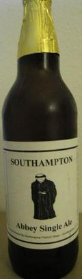 Southampton Abbey Single  - Belgian Ale