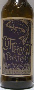 Odell Cutthroat Porter