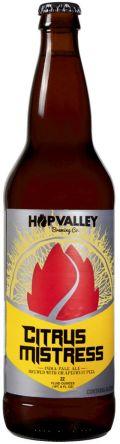 Hop Valley Citrus Mistress