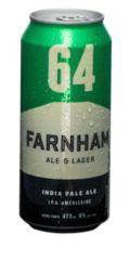 Farnham Ale & Lager 64 - India Pale Ale