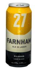 Farnham Ale & Lager 27 - Pilsener