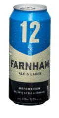 Farnham Ale & Lager 12 - Hefeweizen