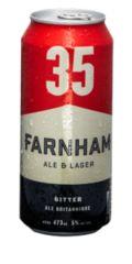 Farnham Ale & Lager 35 - Bitter