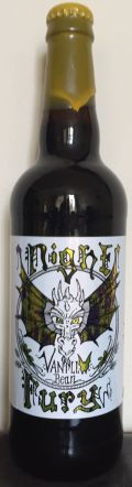 Witch�s Hat Night Fury (Bourbon Barrel Vanilla Bean)