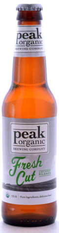 Peak Organic Fresh Cut Pilsner