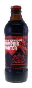 Redhook Out of Your Gourd Pumpkin Porter - Porter