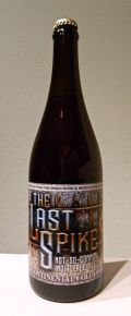Cigar City / Coronado The Last Spike Not-So-Common India Pale Ale