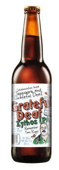 Jopen / Grateful Deaf Zythos IPA (2013)