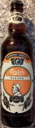 Carlsberg Semper Ardens Wiener