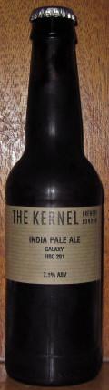 The Kernel India Pale Ale Galaxy HBC 291 - India Pale Ale (IPA)
