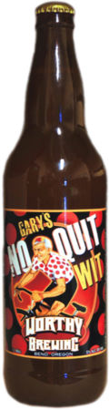 Worthy Gary's No Quit Wit