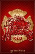 Three Notch'd Hydraulion Red