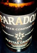 Paradox Beer Dunk Your Face - Pepitas Grande