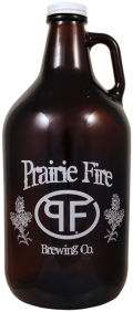 Prairie Fire Three Rock Pale Ale