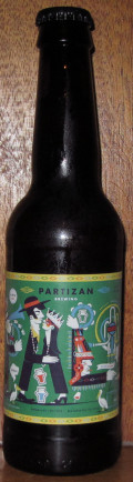 Partizan Pale Ale Pacific Jade