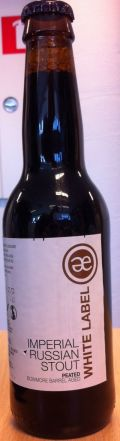 Emelisse White Label Imperial Russian Stout Peated (Bowmore BA)