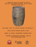 DC Brau The Corruption (Willett Bourbon) - India Pale Ale (IPA)