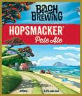 Bach Brewing Hopsmacker Pale Ale