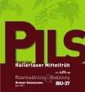 Gościszewo 55 Pils Single Hop: Hallertauer-Mittelfr�h