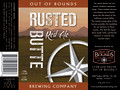 Out of Bounds Rusted Butte Red Ale