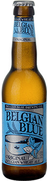 Belgian Blue Original Belgian Wheat Ale