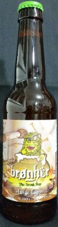 Br�nh�r The Drunk Hop - Large Lager