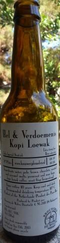 De Molen Hel & Verdoemenis Kopi Loewak
