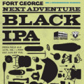 Fort George Next Adventure Black IPA
