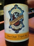 Lickinghole Creek Three Chopt Tripel