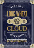 Fork & Brewer Long Wheat Cloud