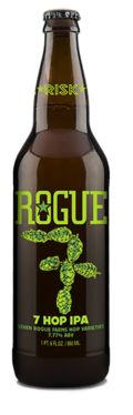 Rogue Farms 7 Hop IPA - Imperial IPA