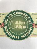 L�kka Aku Aku Lemongrass Ale