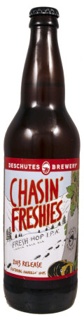 Deschutes Chasin' Freshies 2013 - Amarillo