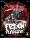 Yria-Guinea Pigs! Angelus Apatrida Fresh Pleasure