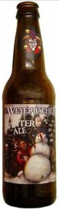 Weyerbacher Winter Ale - Brown Ale