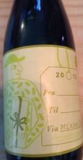 Mikkeller X-mas Porter 2012 Fra Til Via (From To Via) Tequila