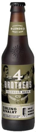 4 Brothers Blended Beer Sibling Rivalry